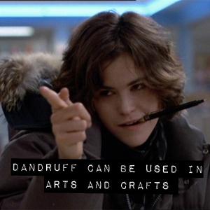 dandruff-